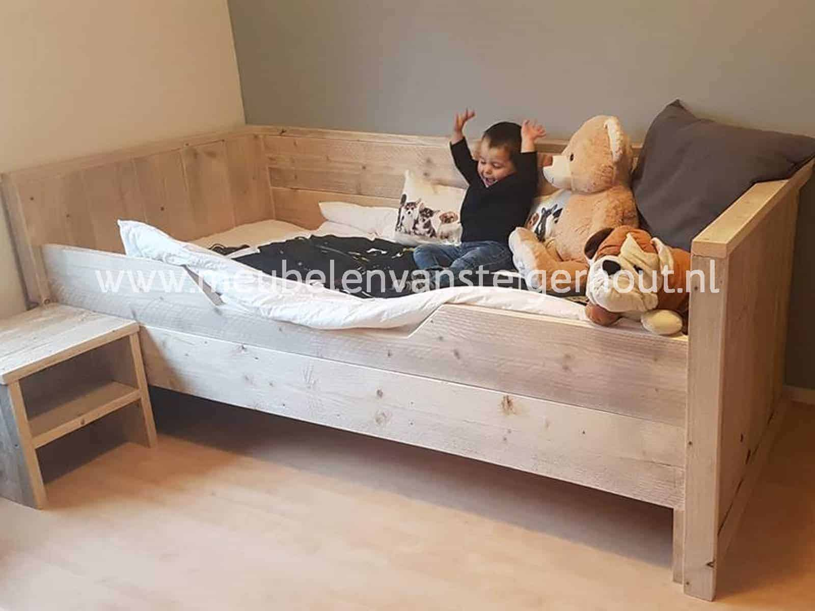 Verbazingwekkend Bedbank Minke | Meubelen van Steigerhout OR-07