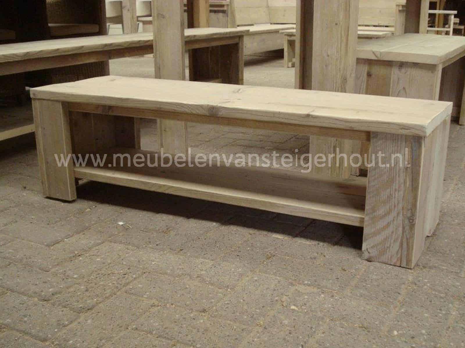 Tv Kast Steigerhout : Tv meubel steigerhout 7 meubelen van steigerhout