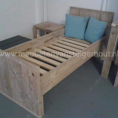 Sale steigerhout juniorbed