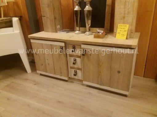 Steigerhouten TV meubel SALE