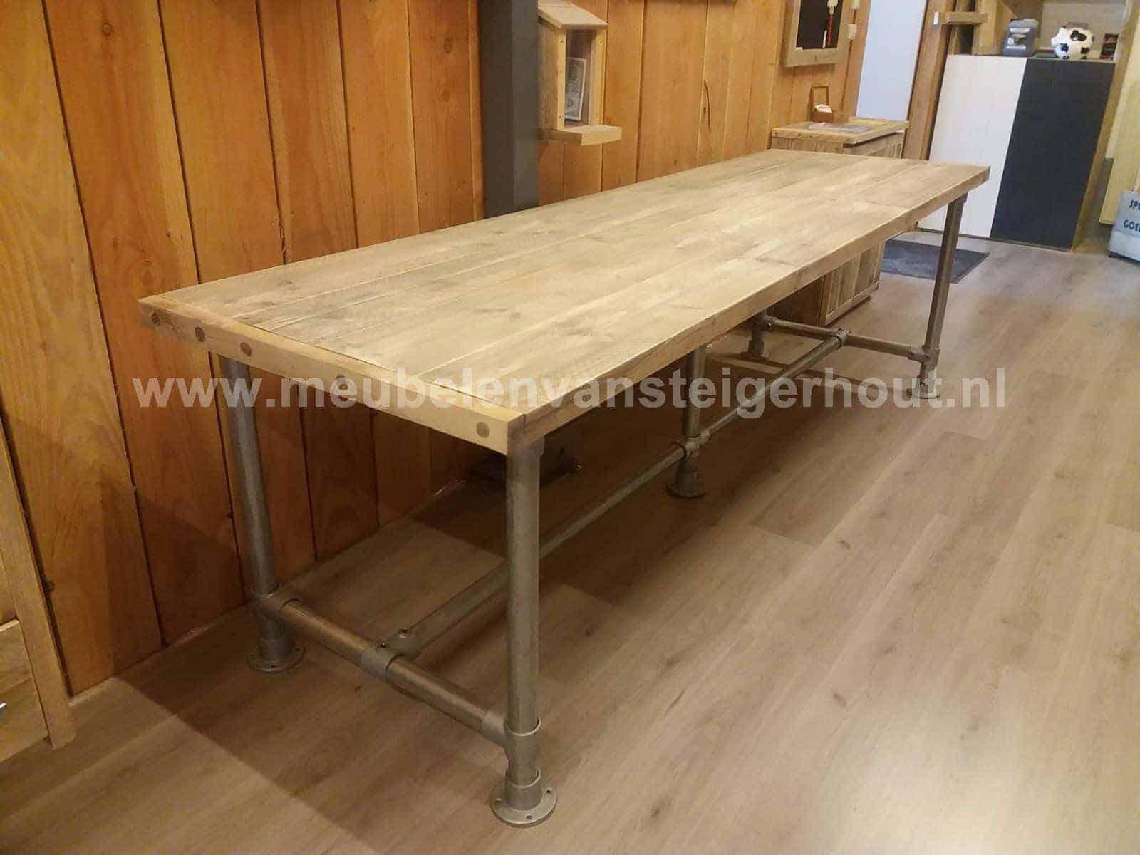 Onderstel tafel maken simple losse with onderstel tafel maken