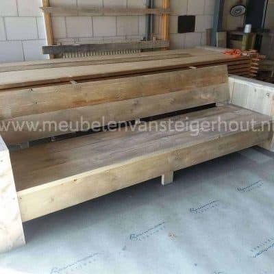 Steigerhouten loungebank goedkoop